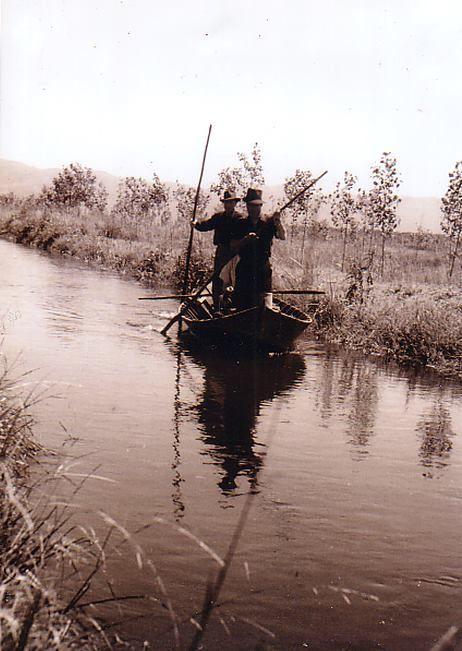 Il barchino - 1925.
