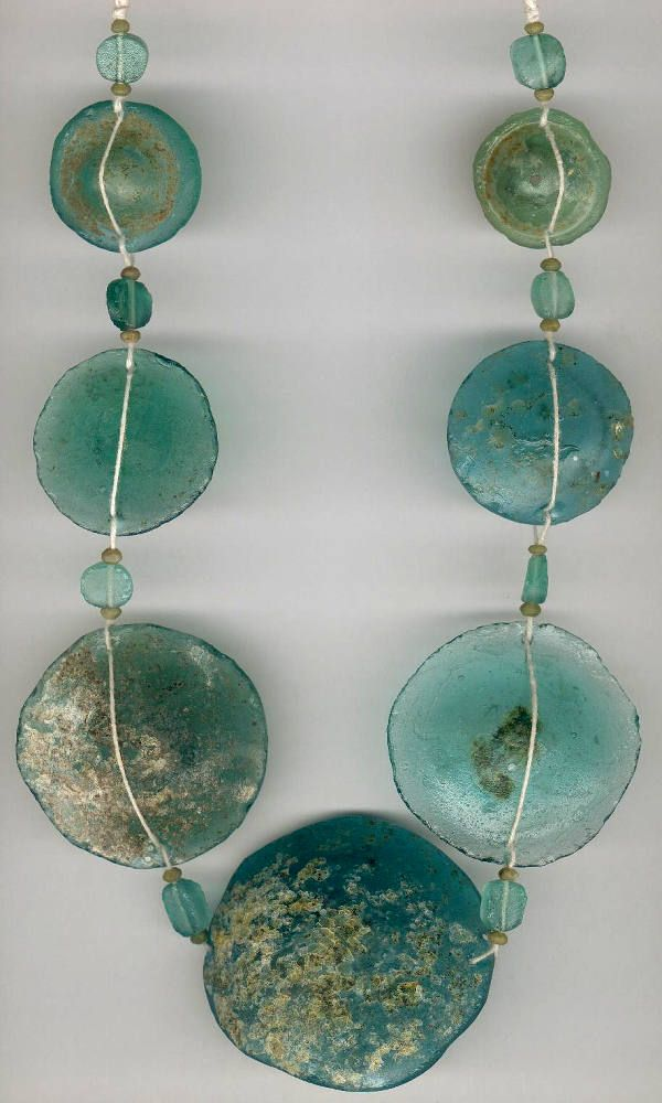 Ancient Roman Glass found in Afghanistan from ATB
