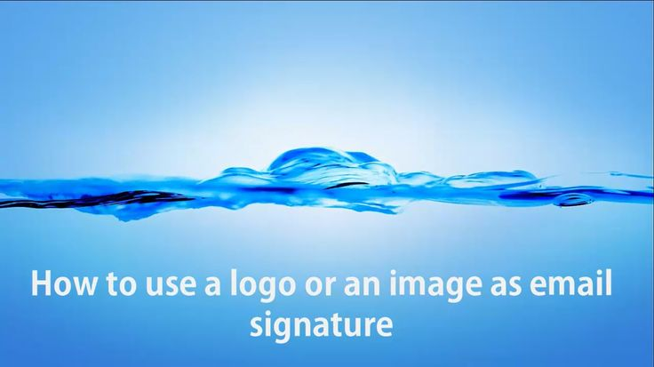 Trick to use Image or logo as your email signatures (Gmail Version)