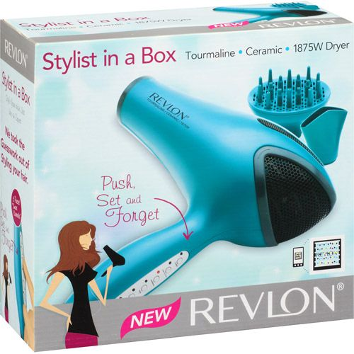 Blow Dryer with Diffuser