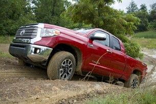 REVIEW: 2014 Toyota Tundra off-road (via autoblog.com)