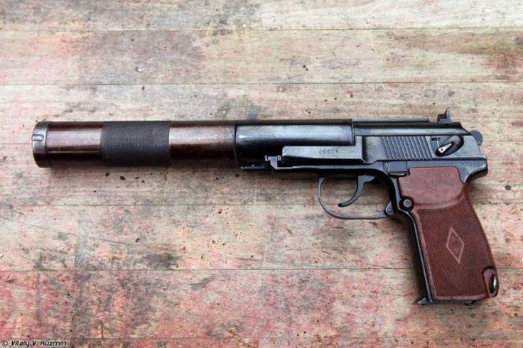 Бесшумный пистолет ПБ (6П9): полвека на вооружении http://kleinburd.ru/news/besshumnyj-pistolet-pb-6p9-polveka-na-vooruzhenii/