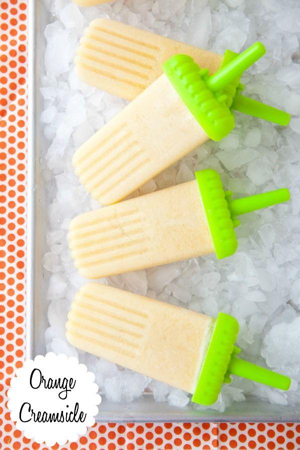 Orange Creamsicle Paleo