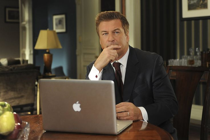 """ALTHOUGH 30 Rock's Jack Donaghy (Alec Baldwin) is conventional enough in his office attire, his stinging one-liners on style define him as a fictional style icon, and one of the most popular TV characters of recent years. For instance, when long-suffering colleague Liz Lemon asks him why he's wearing a tuxedo, he replies with """"It's after six. What am I, a farmer?"""""""