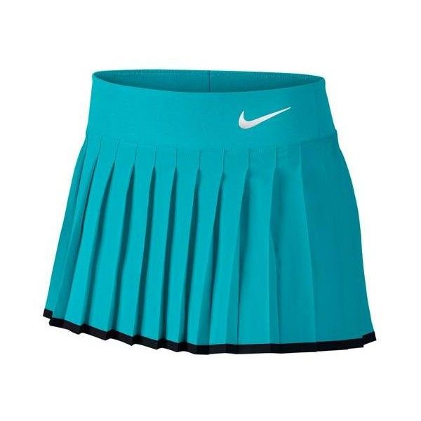 Your tennis star can rock the courts in the stylish NikeGirls' Victory Tennis Skort! This skirt has everything she needs to play the best game, including Dri-FIT fabric to wick away sweat and a comfortable waistband. The classic design features the Swoosh trademark at the bottom left corner to give a kick of extra style.