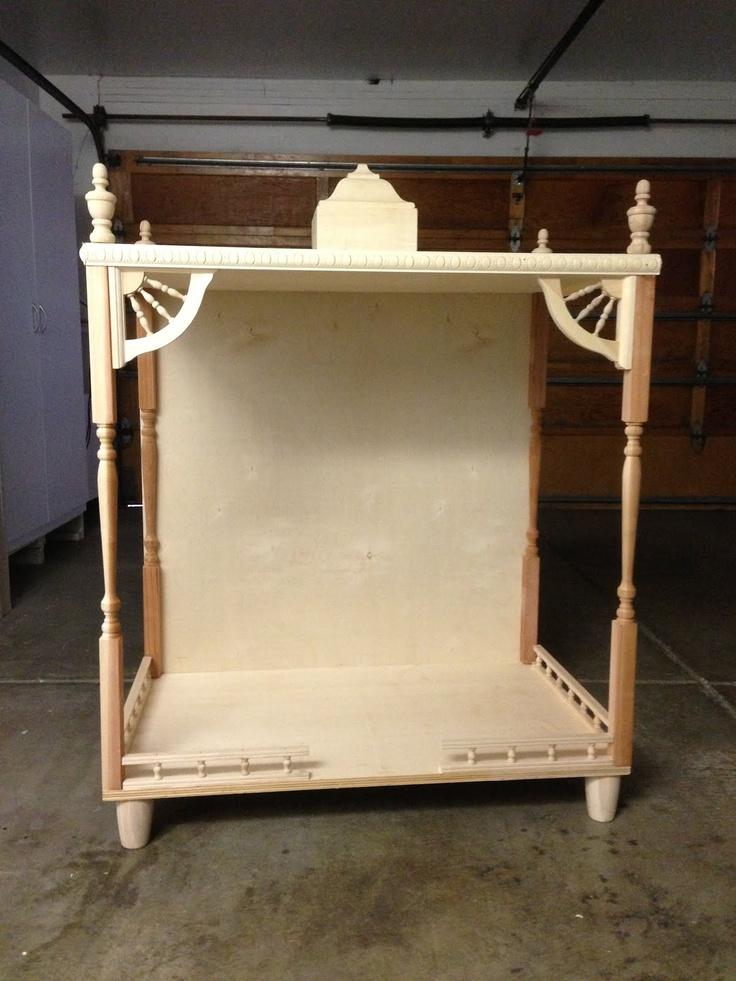 Build Your Own Puja Mandap | DIY Ideas