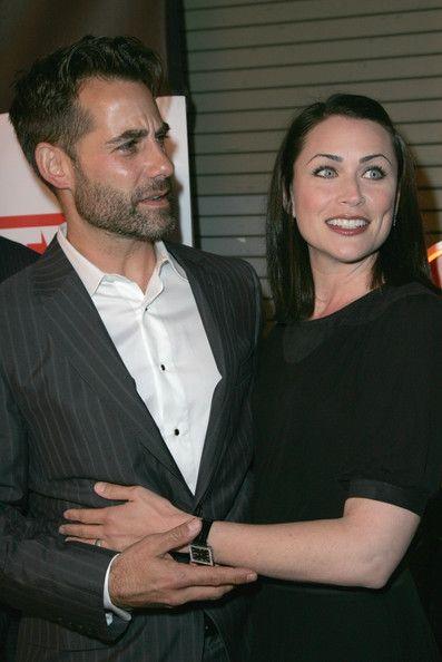 Adrian Pasdar & Rena Sofer