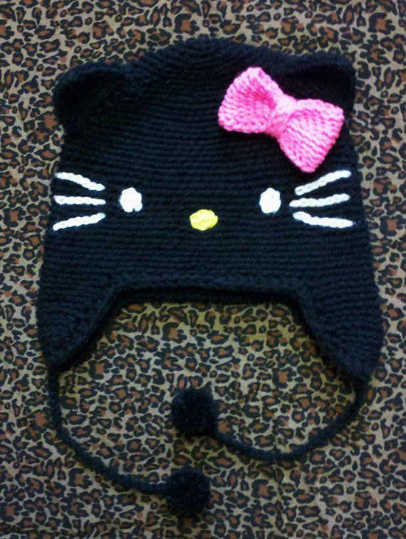 Hello Kitty winter hat!
