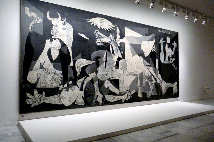Guernica-Pablo Picasso