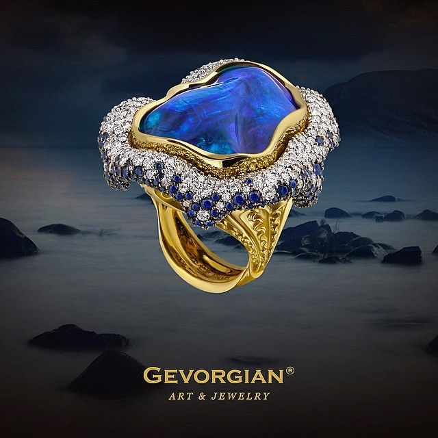 Gevorgian Opal Ring