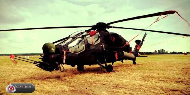 T129 20'nci atak helikopteri TSK'ya teslim edildi