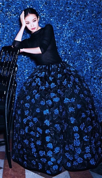 Dior couture.   can't say exactly why but in a world full of beautiful gowns i love this one: