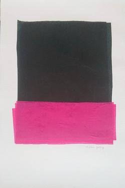 Black and pink blocks