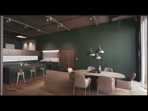 UE4 Architectural Visualization - San Francisco Loft - YouTube