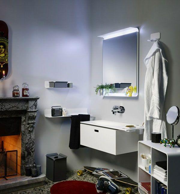 Oltre 25 fantastiche idee su specchi da bagno su pinterest - Lineabeta accessori bagno ...