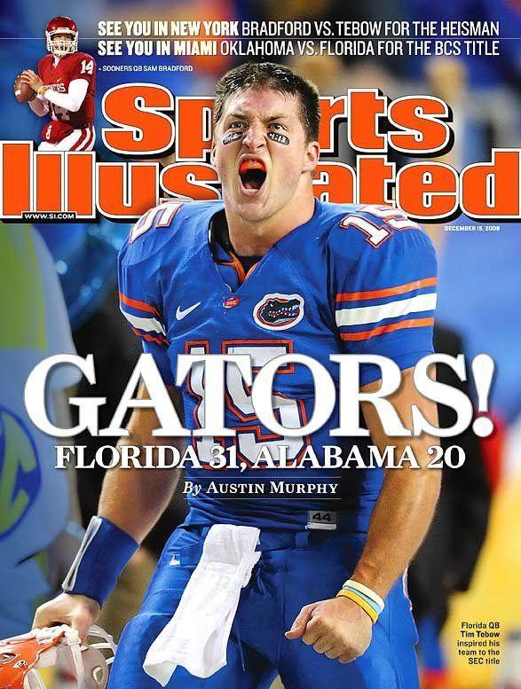 Florida Gators - Tim Tebow