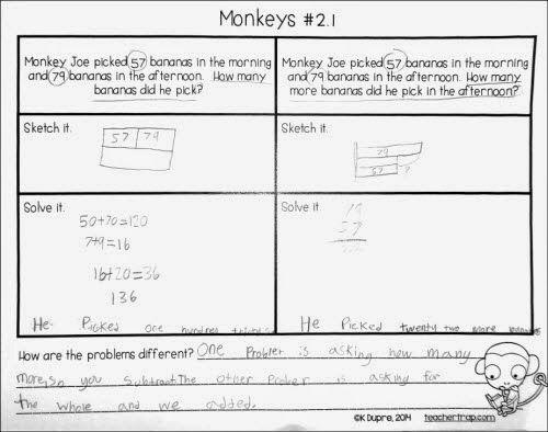 3rd Grade Eog Math Word Problems on Third Grade Language Arts Jeopardy