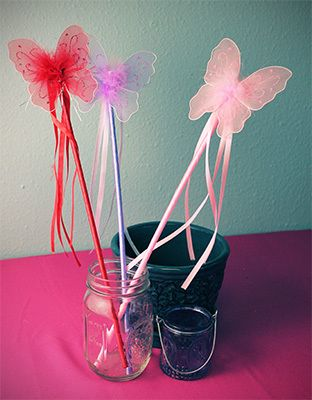 The Hair Bow Company - Butterfly Wands, $1.49 (http://www.thehairbowcompany.com/butterfly-wand.html)