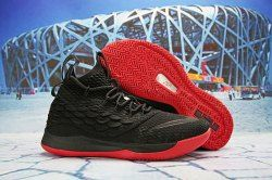 ff925c0600b4 Nike LeBron 15. 5 Red Black Men s Basketball Shoes James Trainers ...