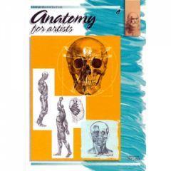 Leonardo Collection Desen Kitabı #4 Anatomy For Artists