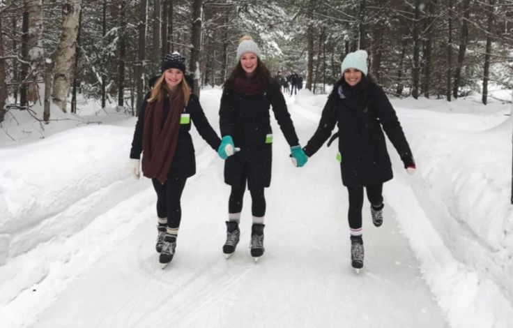 7 Outdoor Skating Rinks In Ottawa You Need To Check Out