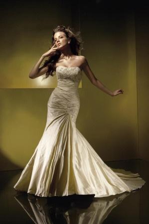 My stunning dress. Xx