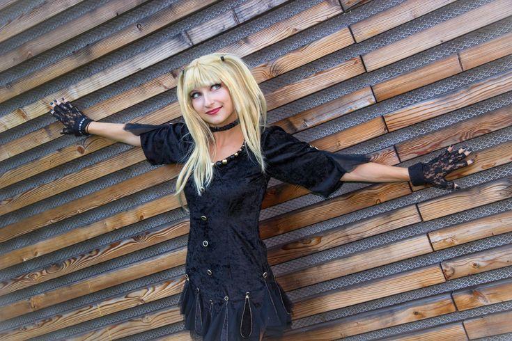 Misa Amane (Death Note) - Marty Misa Amane Cosplay Photo - Cure WorldCosplay