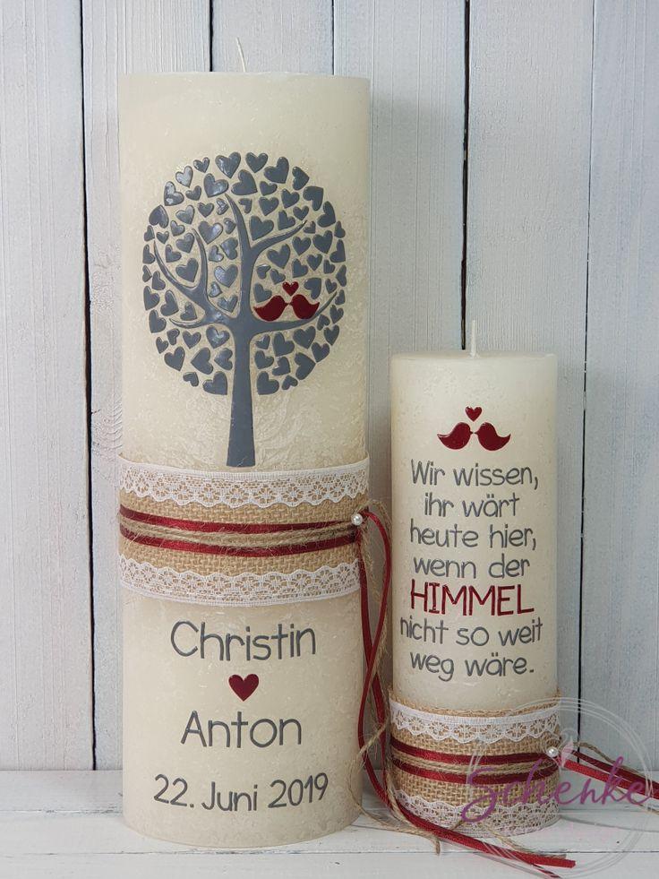 Wedding candle, wedding candle, wedding ceremony, bruiloft, huwelijk, huwelijkskaars, …  – Hochzeitskerzen/Traukerzen