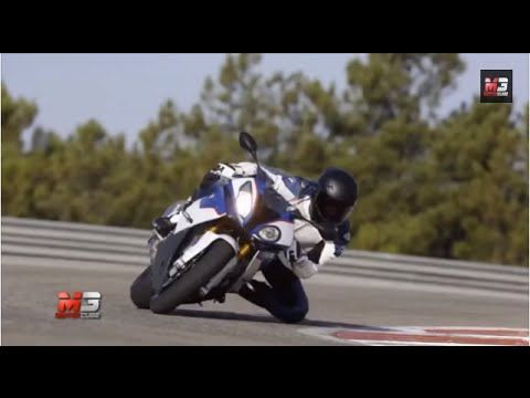 #BMW S 1000 RR 2015 - FIRST TEST ON RACETRACK