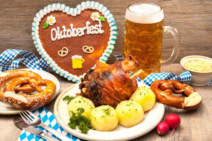 Deutsche Oktoberfest-Lebensmittel, was man am Oktoberfest isst 2b26aac75d231927145f0a14fde352cc
