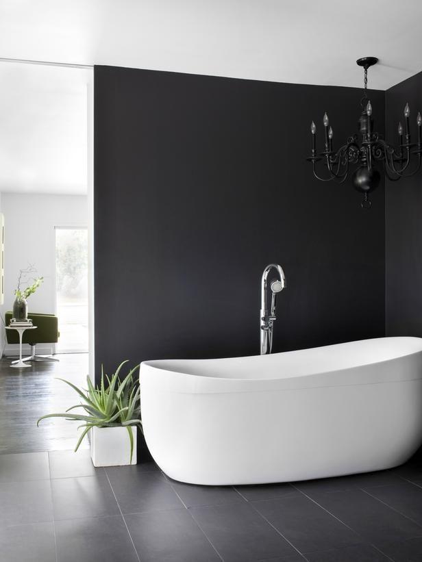 10 Big Ideas for Small Bathrooms : Rooms : Home & Garden Television
