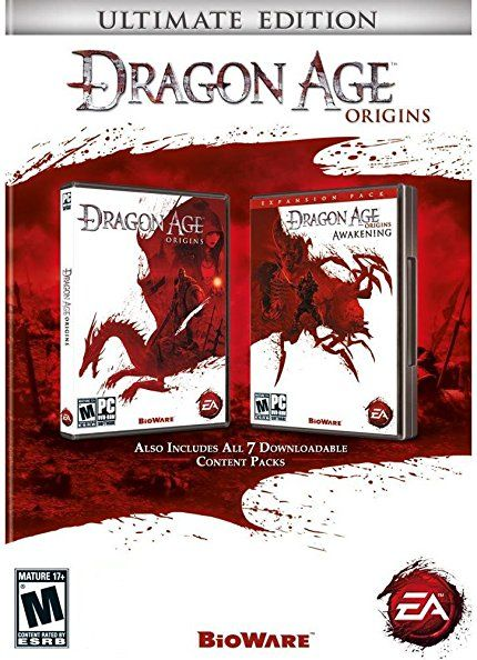 Dragon Age Origins: Ultimate Edition *Affiliate Link