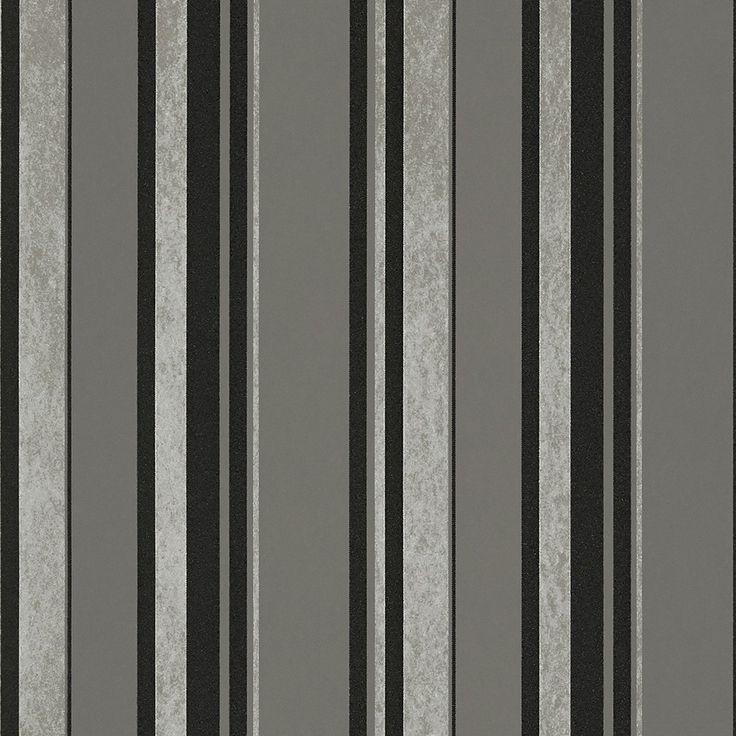 stunning papier peint fernand intiss ray paillet gris. Black Bedroom Furniture Sets. Home Design Ideas
