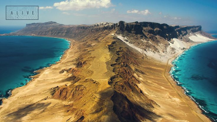 Socotra Island is an offshore territory of Yemen which lies at the crossing of the Indian Ocean and the Arabian Sea.