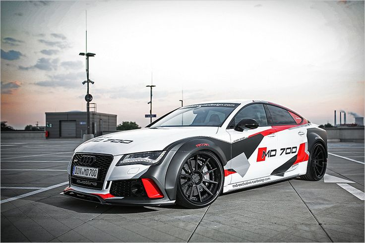 RS-Breitbau look and 700 hp - All About Automotive