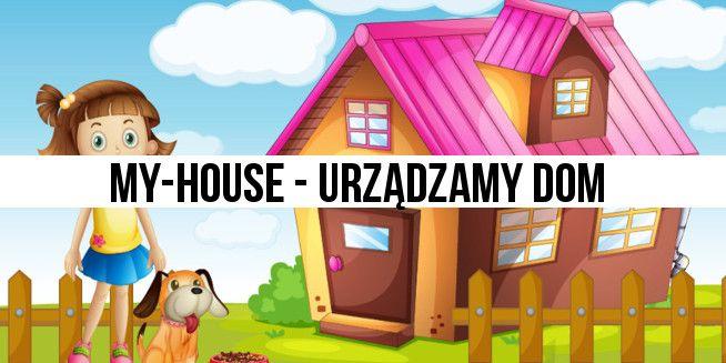 My-House to aplikacja, która pozwala dziecku zaprojektować swój dom, pomaga także rozwijać wyobraźnię, percepcję wzrokową i koordynacj...