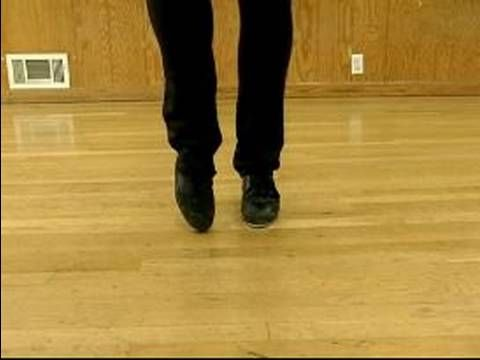 Advanced Tap Dance Lessons : Shuffle Step Combination in Advanced Tap Dancing - YouTube
