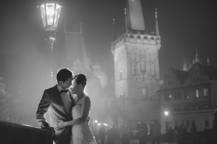 Prague Pre Wedding Photography
