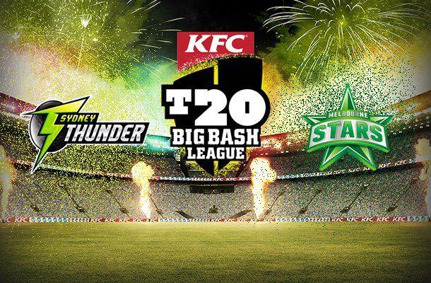 Sydney Thunder v Melbourne Stars Betting Tips