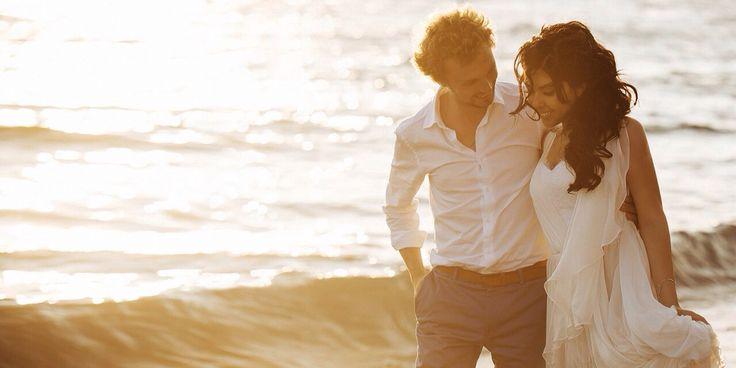 Alexander and Alina, 19.07.14 Santorini