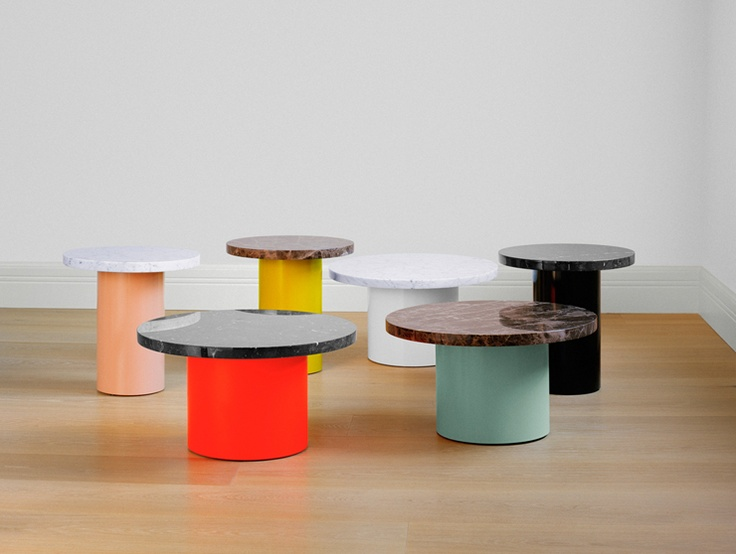 CT09 Enoki side #table by Philipp Mainzer for #e15 / #neon