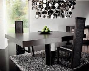 table de salle à manger carrée extensible - Meuble et Design ...