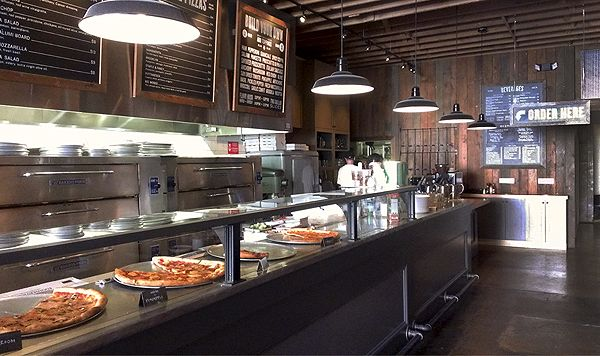 Pizzeria design architects joy studio gallery