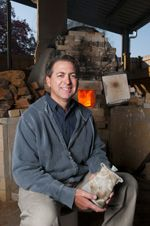 Doug Jeppesen, Instructor at Waubonsee Community College, IL  The ceramics program features wood firing and visiting artists annually.  Doug is organizing a Wood-Fired Symposium for 2016.