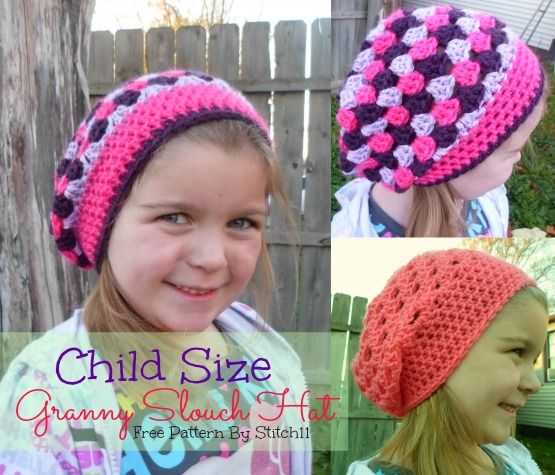 800 best Children: Hats & Scarves -Free Crochet Patterns images on ...