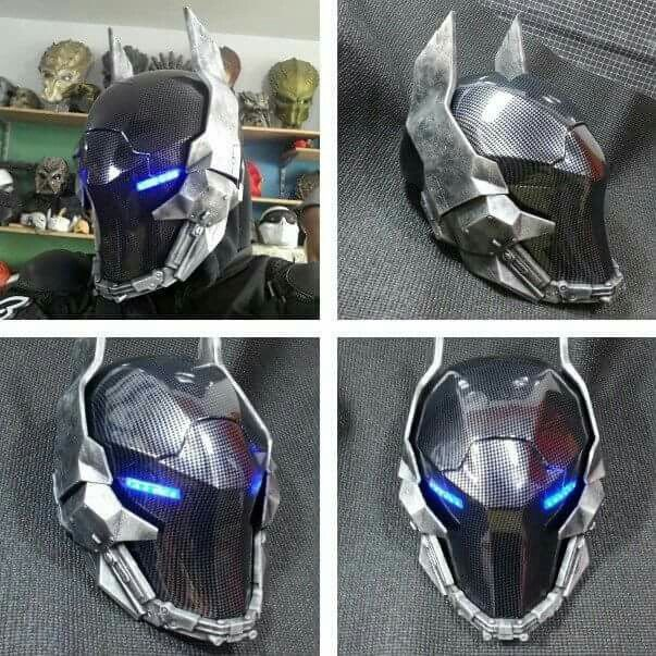 Batman arkham night helmet