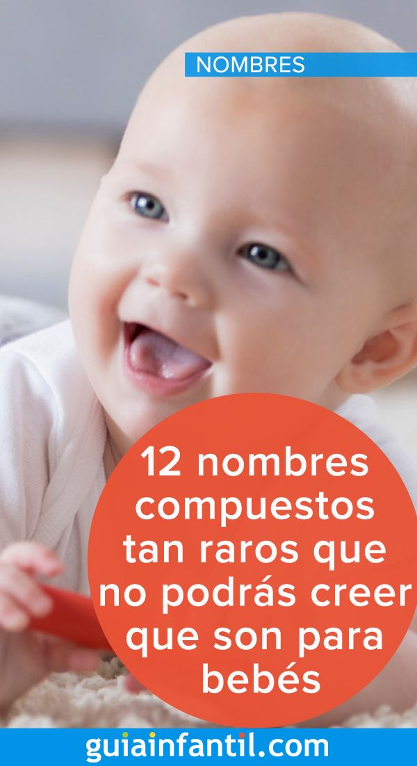 Pin On Nombres Para Bebés