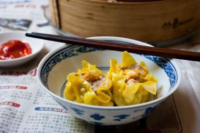 3 hungry tummies: Siu Mai 燒賣 Steamed Pork Dumplings - Yum Cha Special 2