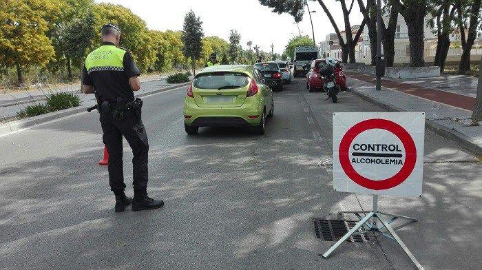 Policía Local y DGT colaboran esta semana en una campaña preventiva de alcoholemia | JerezSinFronteras.es
