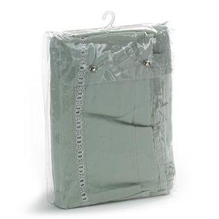 Vinyl Accessory Bag With Hanger